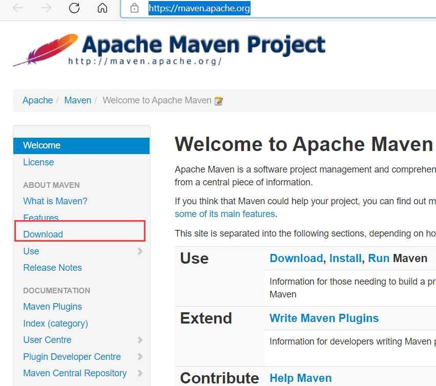 Maven历史版本如何下载?